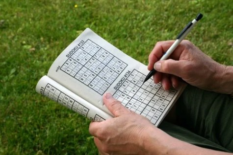 Füttere dein Gehirn mit Sudoku für mentalen Nebel