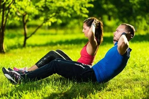 Ejercicios para que los hombres fortalezcan
