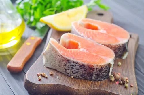 Filetes de pescado