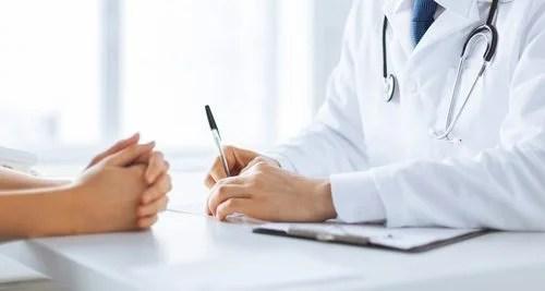 Recurrir a un profesional de la salud