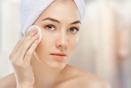 Limpia tu rostro