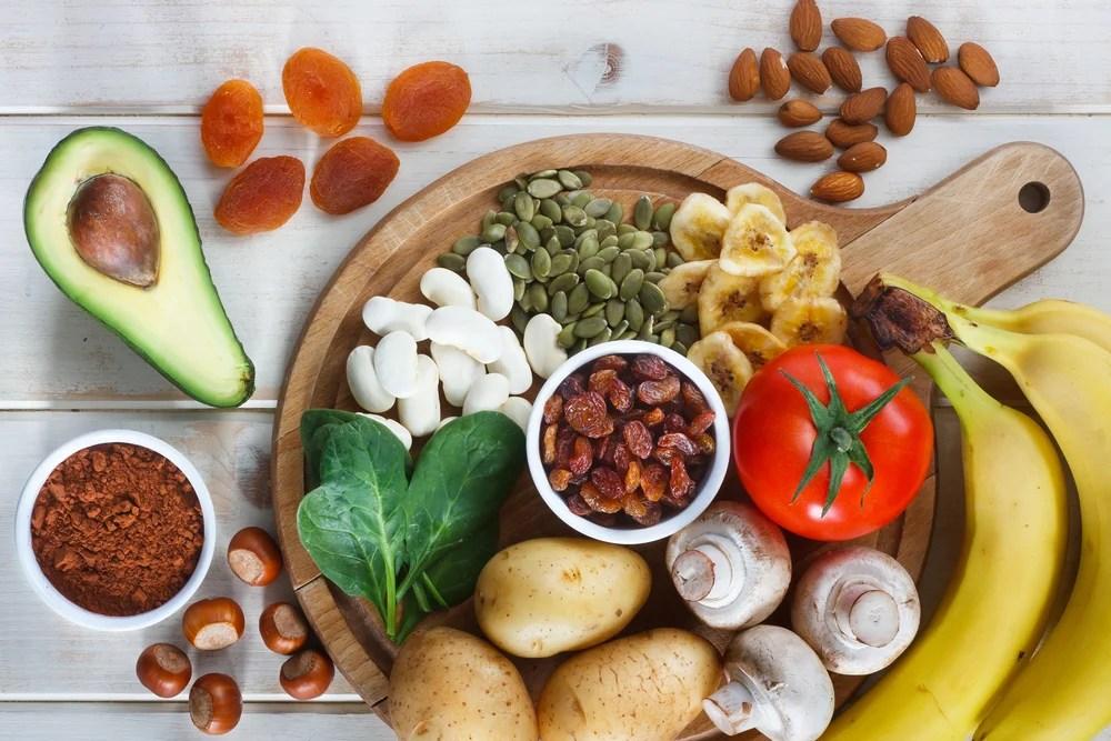 10 alimentos ricos en potasio para incorporar a tu dieta ...