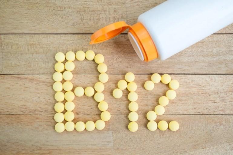 Vitamina B12 para combatir el insomnio