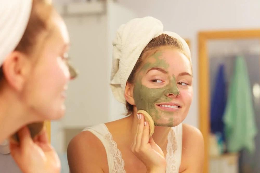 4 mascarillas con arcilla para eliminar el acné