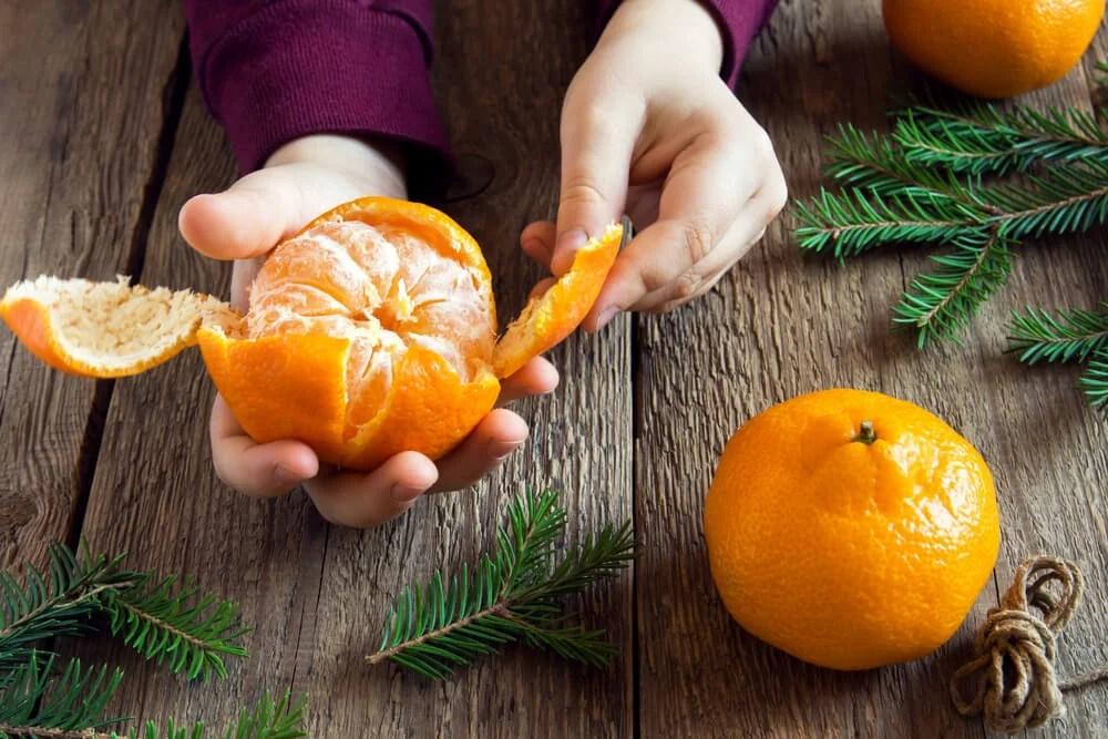 6 razones por las que debes incorporar la mandarina a tu dieta