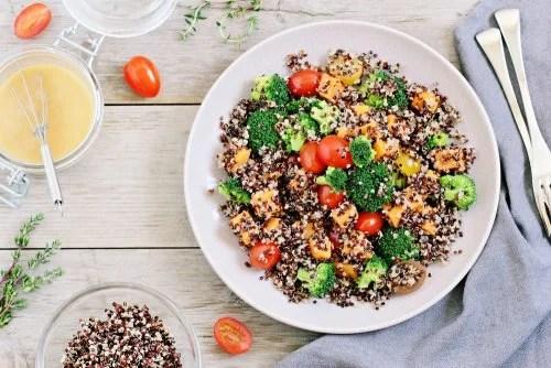 La quinoa te ayuda a perder peso