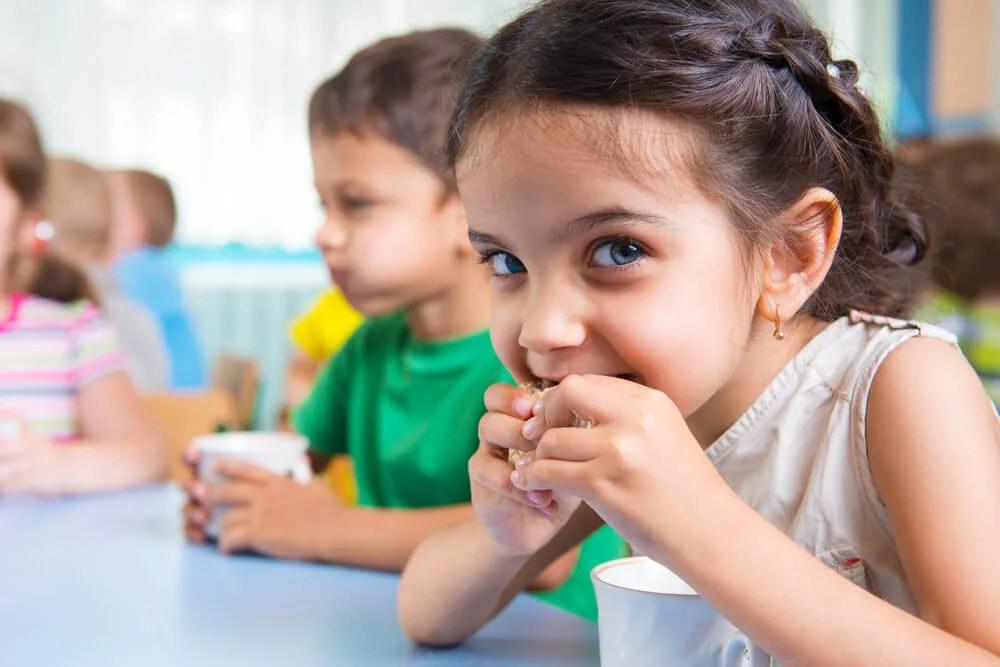 Alimentos-niños