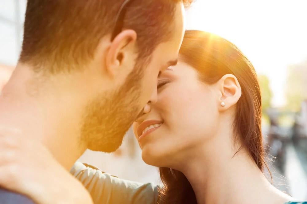 ¿Es posible llegar al orgasmo con un beso