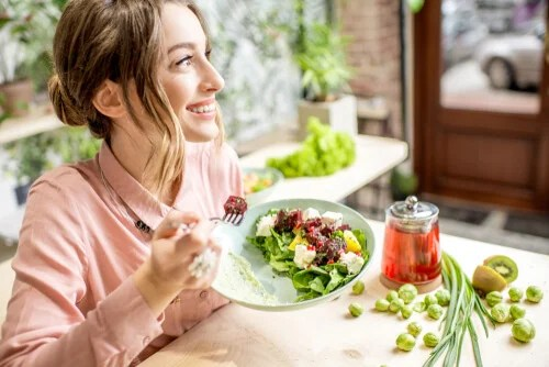 Comer sano implica hacer un esfuerzo.