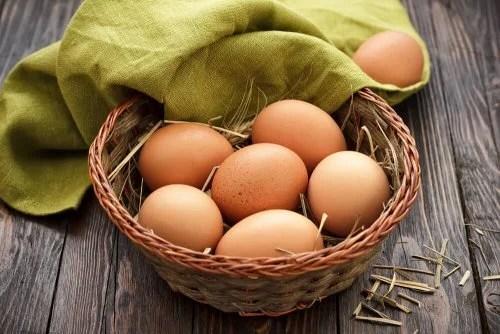 comer huevos es saludable