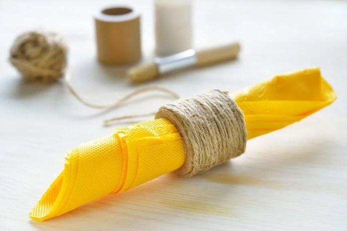 ideas para hacer tus propios servilleteros