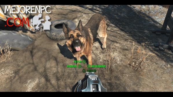 Llega el parche 1.3 a Fallout 4