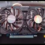 Review: Gigabyte Nvidia GTX 750 ti OC Windforce