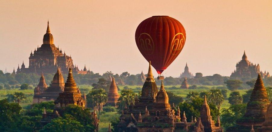 Resultado de imagen para Bagan, Myanmar DICIEMBRE