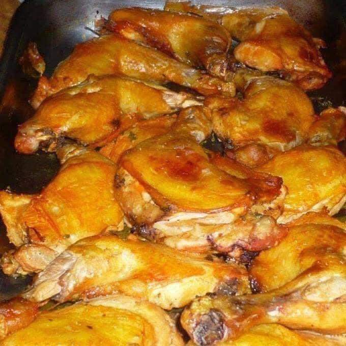 Pollo Picante al horno