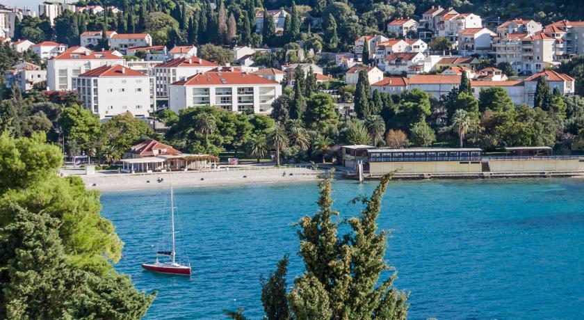Dónde dormir en Dubrovnik - Lapad
