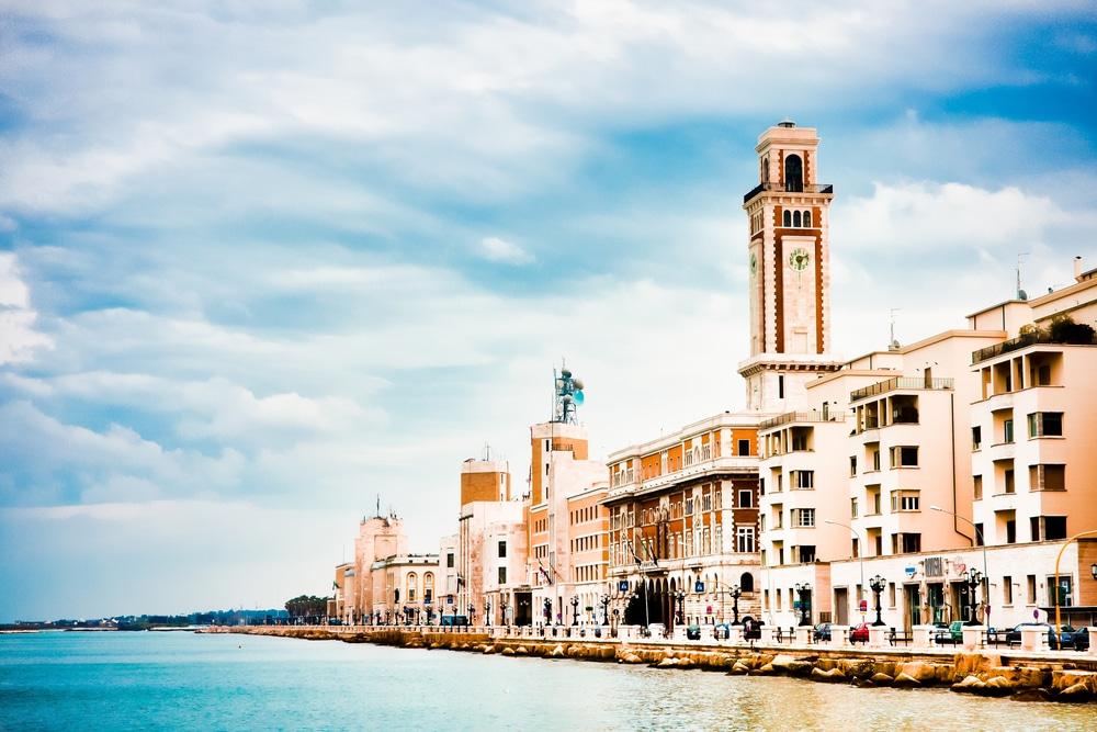 Dónde dormir en Bari, Italia - Murat