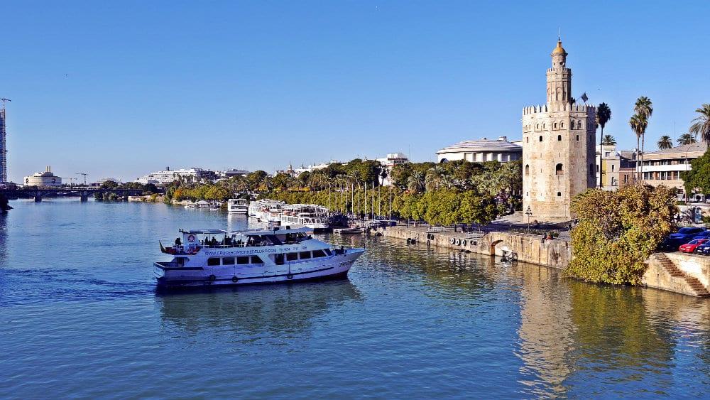 Mejores zonas donde alojarse en Sevilla, España