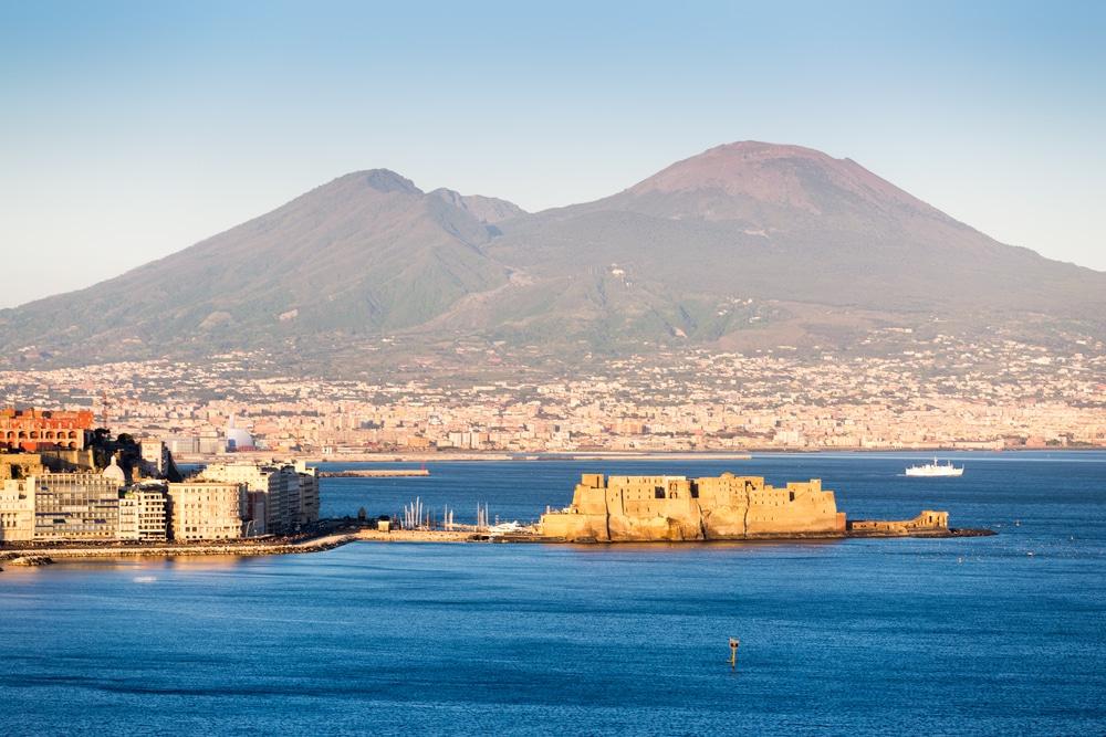 Alojamiento en Nápoles - Posillipo