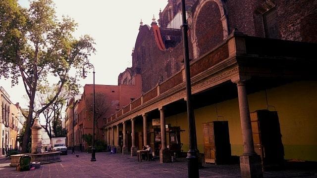 Alojarse en México DF - Centro Histórico