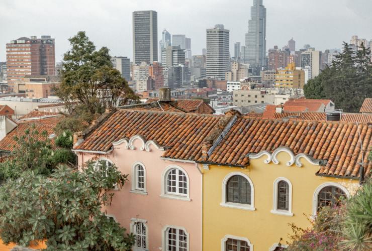 Las mejores zonas donde alojarse en Bogotá, Colombia