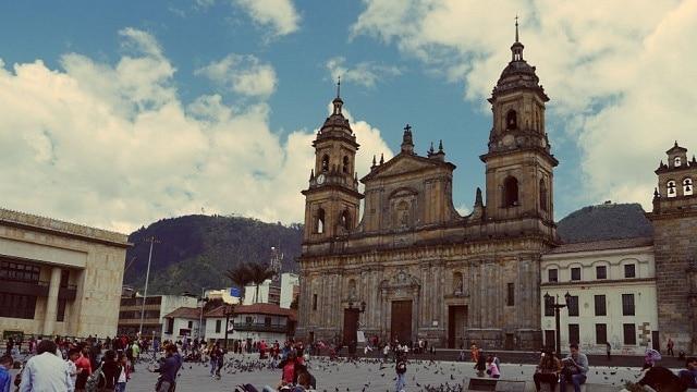 Mejores zonas donde alojarse en Bogotá - La Candelaria