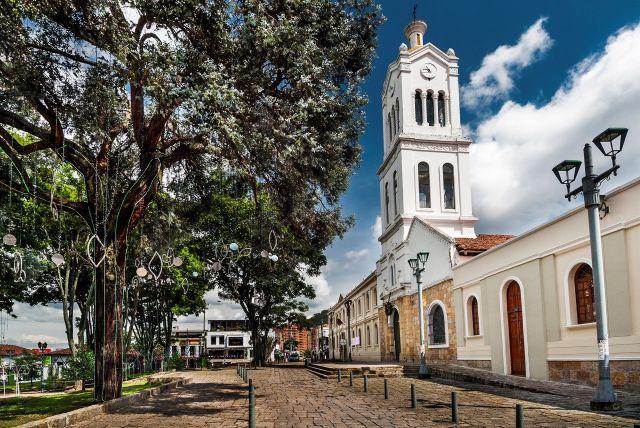 Mejores zonas donde dormir en Bogotá - Usaquén & Chicó