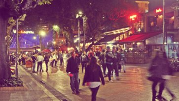 Zona recomendada para alojarse en Bogotá - Zona T