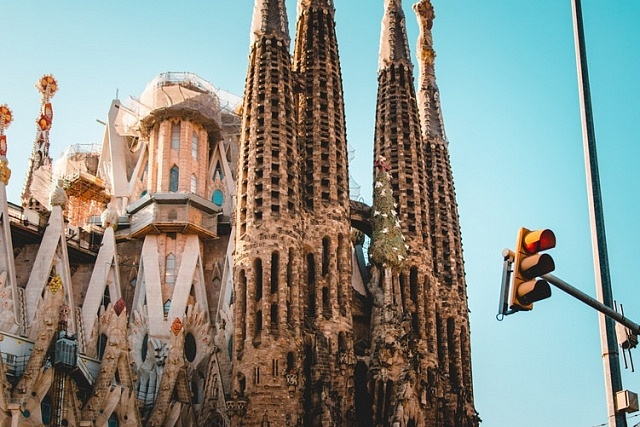 Staying near the Sagrada Familia - Barcelona