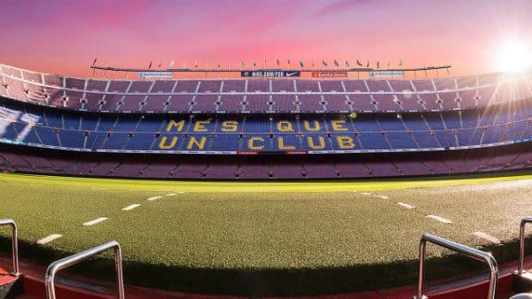 Alojarse cerca del Camp Nou - Les Corts - Barcelona