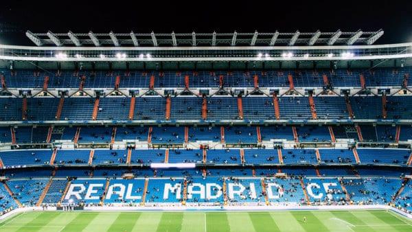 Alojarse cerca del Estadio Santiago Bernabéu - Madrid
