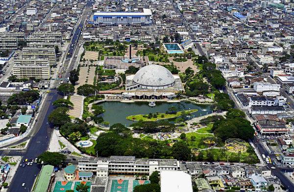 Dónde alojarse en Guayaquil - Centro de Guayaquil