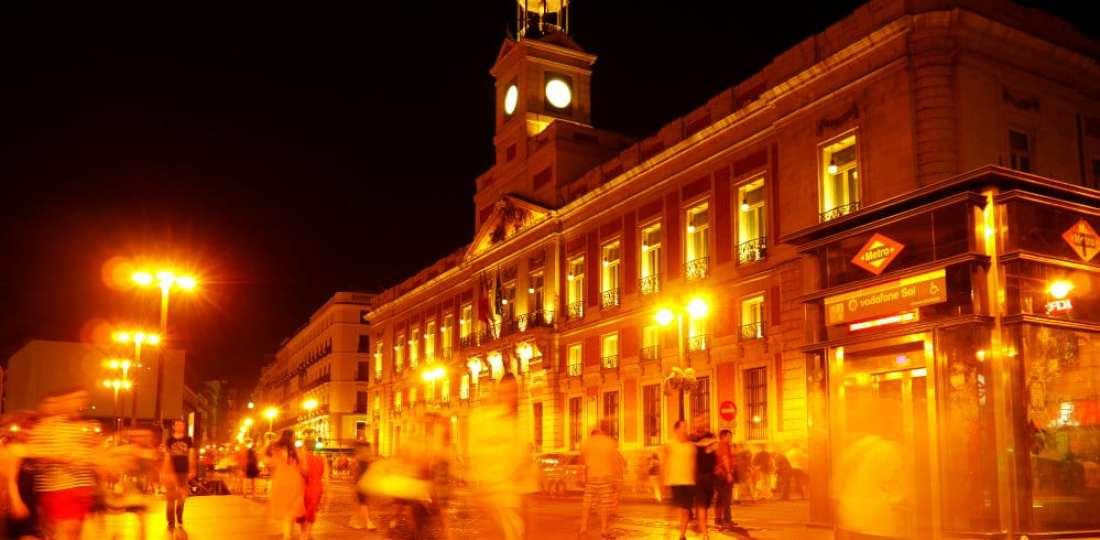 Dónde alojarse en Madrid, España