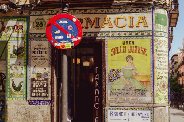 Malasaña - Mejores zonas donde alojarse en Madrid, España