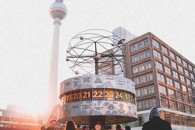Mejores zonas donde alojarse en Berlín, Alemania - Mitte - Alexanderplatz