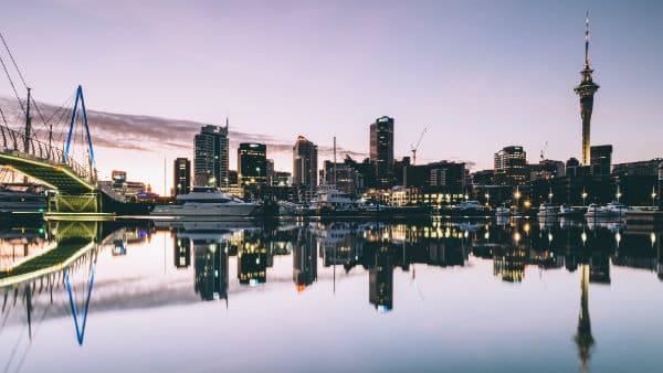 Auckland CBD - Mejores zonas donde alojarse en Auckland