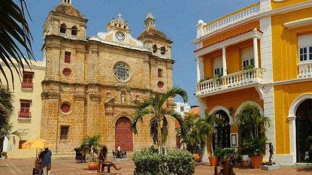 Dónde alojarse en Cartagena - Centro Histórico