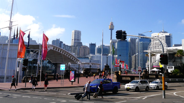 Darling Harbour - Where to stay in Sydney, Australia