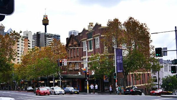Darlinghurst - Mejores zonas donde alojarse en Sydney, Australia