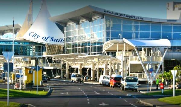 Hospedarse cerca del aeropuerto de Auckland, Nueva Zelanda