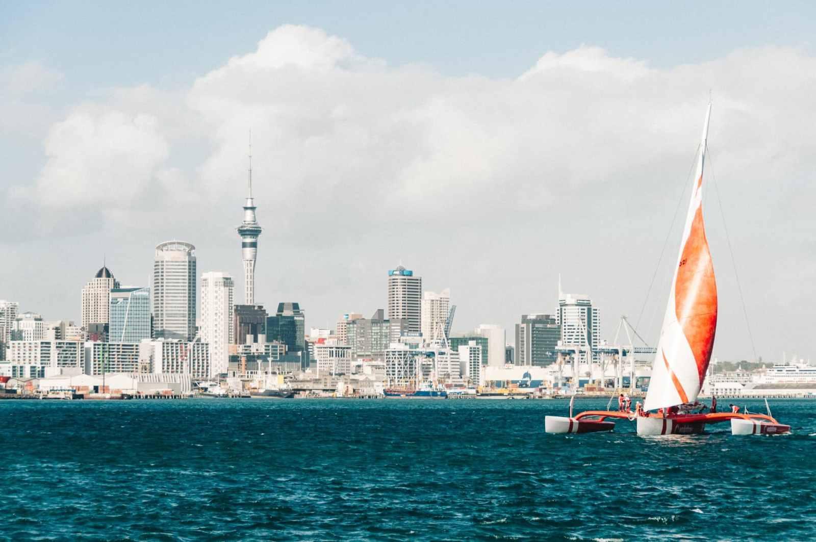 Las mejores zonas donde alojarse en Auckland, Nueva Zelanda