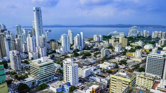 Mejores zonas donde dormir en Cartagena - Bocagrande