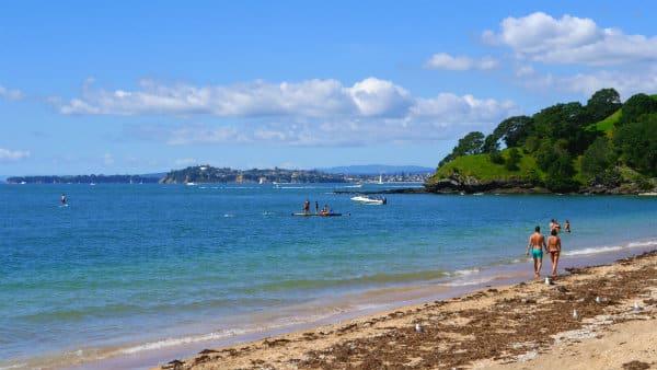 North Shore - Mejores zonas donde alojarse en Auckland
