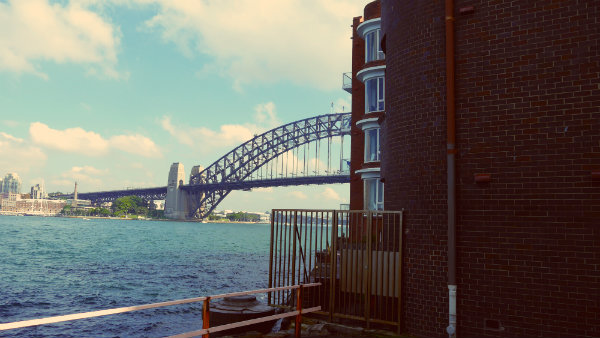 Puente de la Bahía y North Sydney - Donde alojarse en Sydney