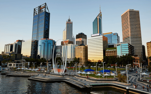 CBD - Best areas to stay in Perth