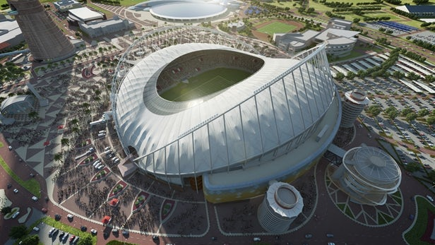 Where to stay in Qatar during the 2022 World Cup - Khalifa International Stadium