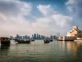 Las mejores zonas donde alojarse en Doha, Qatar