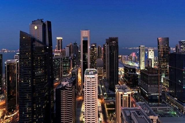Mejores zonas donde alojarse en Doha - West Bay