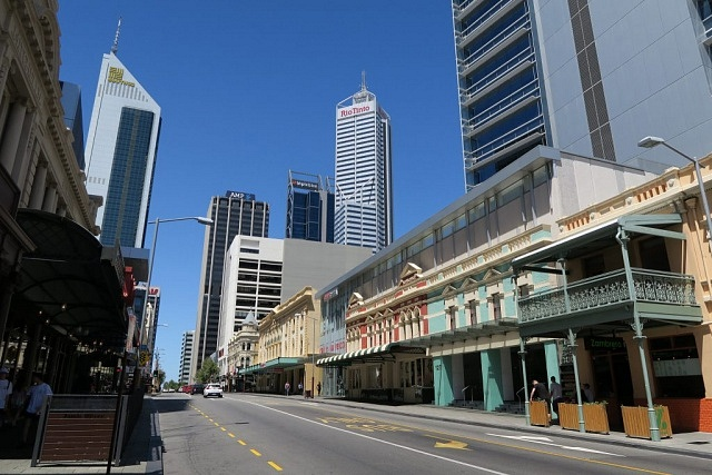 Northbridge - Where to stay in Perth