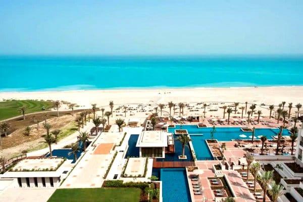 Stay in Saadiyat Island, Abu Dabi